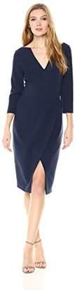 Black Halo Women's Oklahoma Sheath Dress