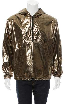 Saint Laurent 2017 Metallic Jacket