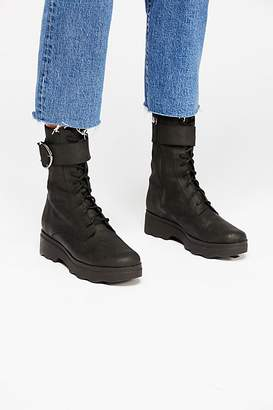 Harley Lace Up Boot