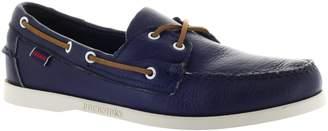 Sebago Men's Docksides Dark Boat Shoe US 10.5