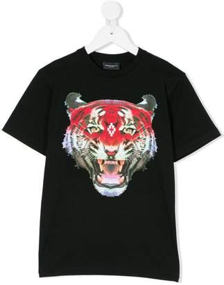 Marcelo Burlon County of Milan Kids プリント Tシャツ
