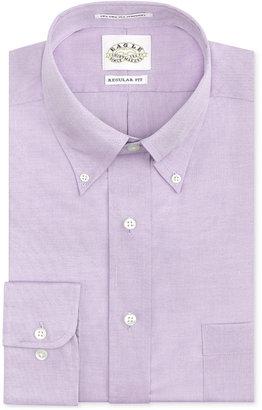 Eagle Men's Classic-Fit Non-Iron Pinpoint Dress Shirt $69.50 thestylecure.com