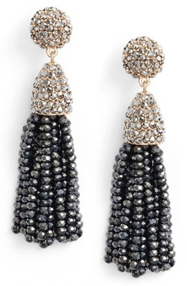 Women's Baublebar Mini Metallic Pinata Statement Earrings $42 thestylecure.com