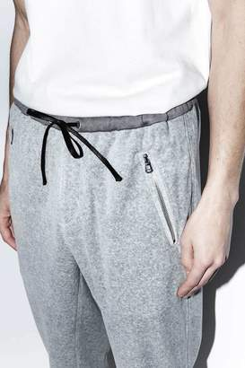 3.1 Phillip Lim Dropped-Rise Tapered Sweatpant