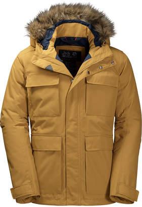 Jack Wolfskin Men's Point Barrow Jacket from Eastern Mountain Sports