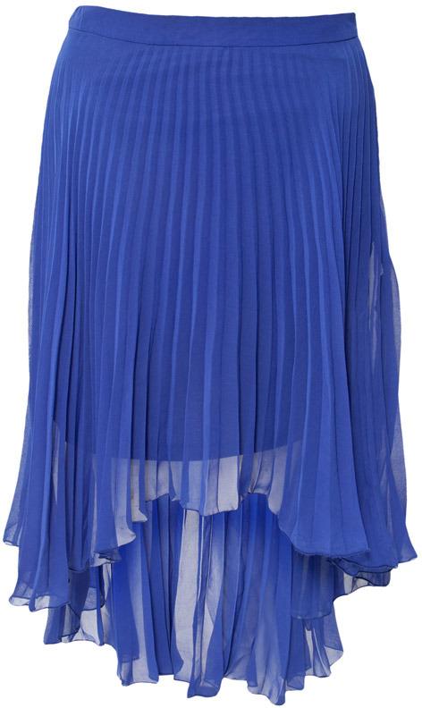 Glamorous Dip Hem Skirt