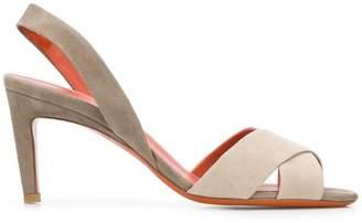 Santoni slip-on sandals