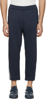 adidas Originals Navy NMD Track Pants $100 thestylecure.com