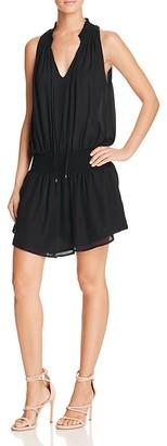 Love Sam Smocked Drop-Waist Dress $345 thestylecure.com