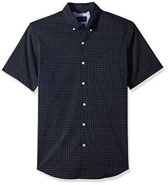 Dockers Comfort Stretch Short Sleeve Button Front Shirt