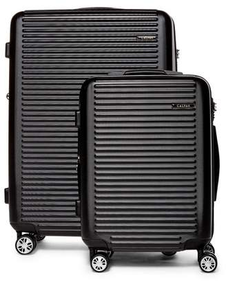 CalPak LUGGAGE Tustin 2-Piece Spinner Luggage Set