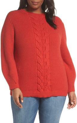 Sejour Cable Knit Sweater
