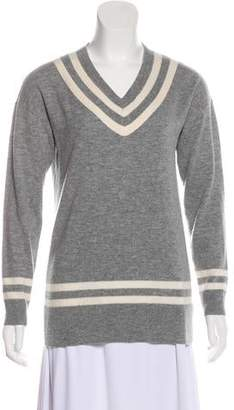 Frame Wool & Cashmere Long Sleeve Top