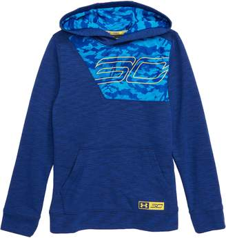 Under Armour Steph Curry Fleece Pullover Hoodie