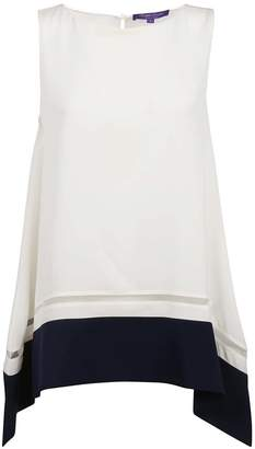 Ralph Lauren Black Label Ralph Lauren Black Sleeveless Blouse