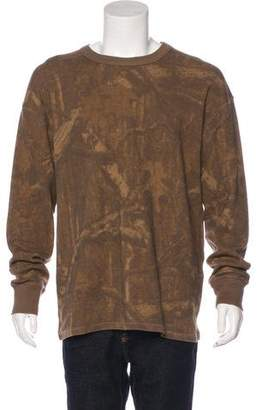 Yeezy Season 3 Camouflage Thermal T-Shirt