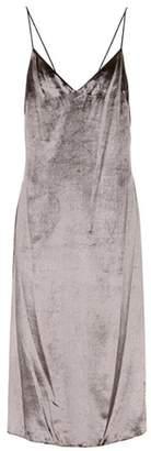 Rag & Bone Parker sleeveless velvet dress