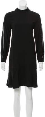 Timo Weiland Mock Neck Knee-Length Dress w/ Tags