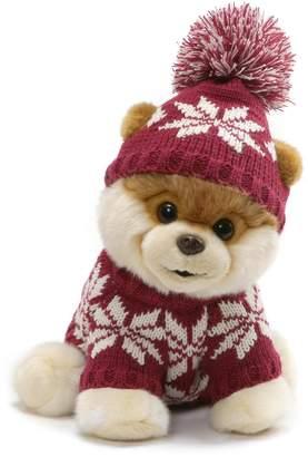 Gund Boo - Fair Isle Sweater Stuffed Animal