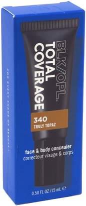 Black Opal Total Coverage Spot & Scar Concealer 0.5 Ounce Topaz (14ml)