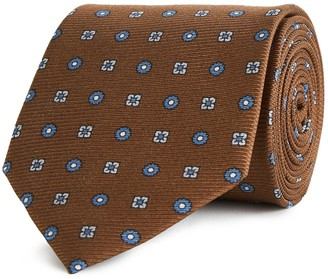 Reiss Our last order date for Christmas has now passed NOAH SILK TIE Copper