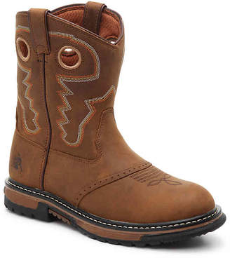 Rocky Original Ride Western Toddler & Youth Cowboy Boot - Boy's