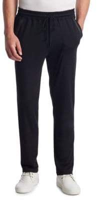 Saks Fifth Avenue COLLECTION French Terry Sporty Sweatpants