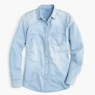 J.Crew Mercantile chambray shirt