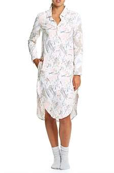 Papinelle Orchid Long Nightshirt