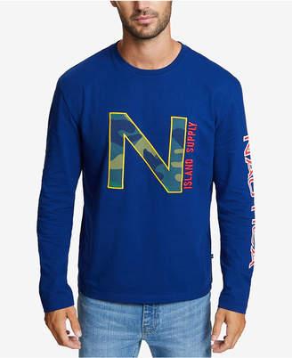 Nautica Men Fashion Logo T-Shirt