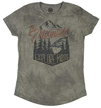The Mountain Explore More Adult Woman's T-Shirt