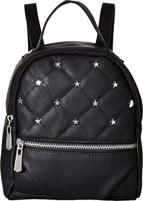 Sam Edelman Jordyn Convertible Quilted Backpack with Studded Stars