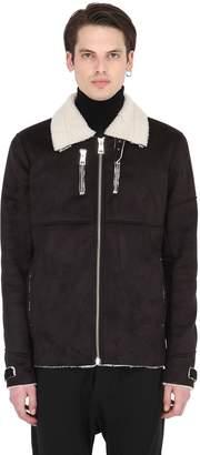 Numero 00 Faux Shearling Jacket