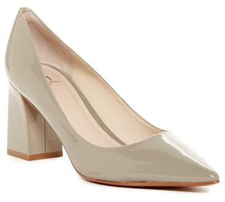Marc Fisher Zala Block Heel Pump (Women)