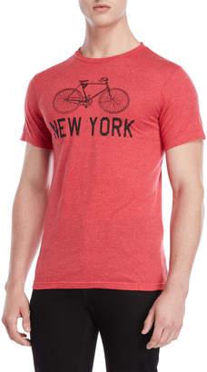 Original Retro Brand New York Bicycle Graphic Tee