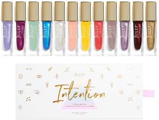 Julep 12-Piece Nail Polish Intention Collection
