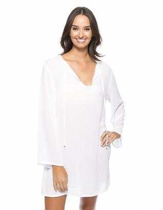 Athena Cabana Solids Tunic $48 thestylecure.com