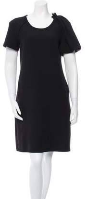 Liviana Conti Crew Neck Shift Dress w/ Tags