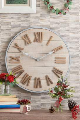 Next Salvage Wall Clock