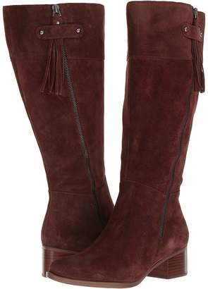 Naturalizer Demi Wide Calf Women's Boots