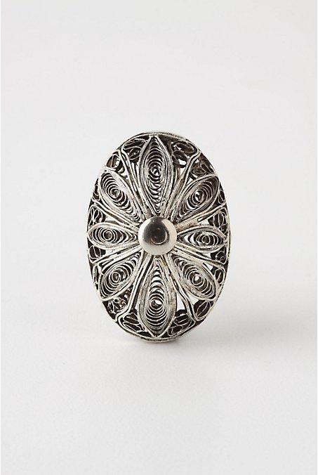 Arthurian Knob, Oval
