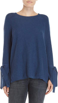 Vince Camuto Waffle Knit Pullover