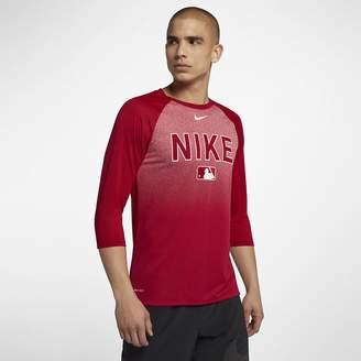 Nike Dri-FIT Legend Raglan MLB Men's 3/4 Sleeve Baseball T-Shirt