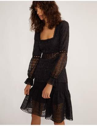 Cynthia Rowley Wicker Park Lace Eyelet Dress