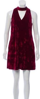 Nicole Miller Sleeveless Mini Dress w/ Tags