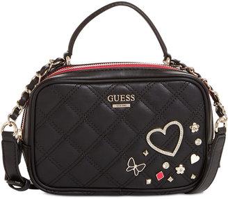 GUESS Darin Mini City Bag $68 thestylecure.com
