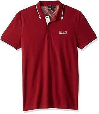 HUGO BOSS BOSS Green Men's Paddy Pro Golf Polo