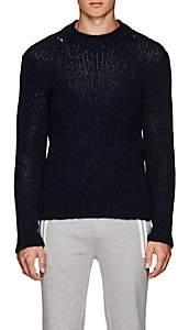 Ralph Lauren Purple Label Men's Cashmere Crewneck Sweater - Navy