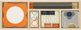 Orla Kiely Wooden Office Set