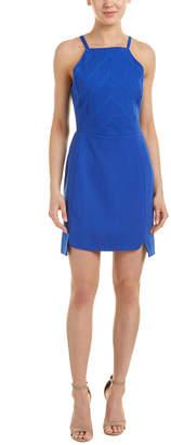 Greylin Lace-Trim Sheath Dress